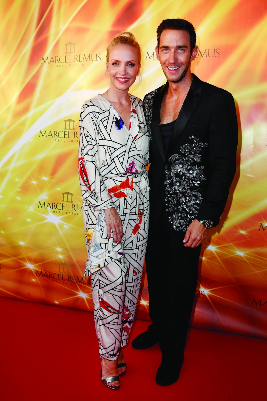 [ Evénement ] Janin Ullmann and Marcel Remus attend the Remus Lifestyle Night