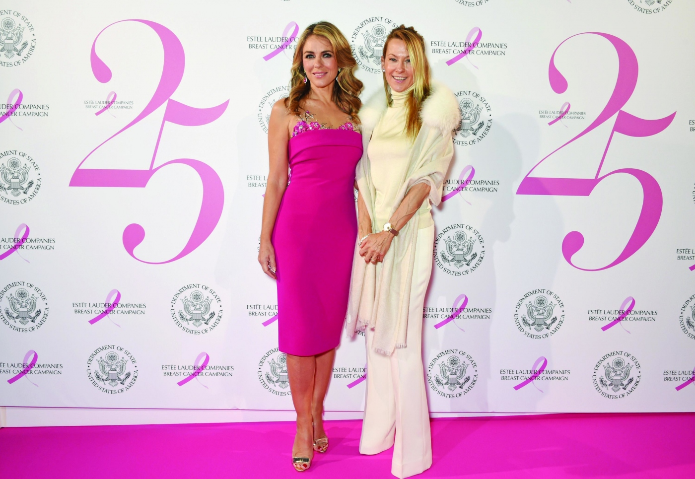 [ Evénement ] 25th Anniversary of the Breast Cancer Campaign