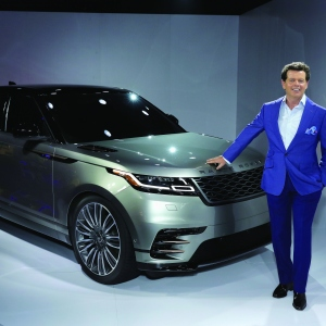 NEW RANGE ROVER VELAR IN NEW YORK