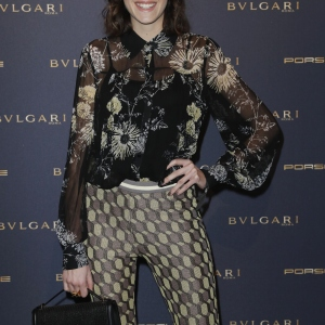 The Bulgari, Night of the Legend event, Marie Nasemann