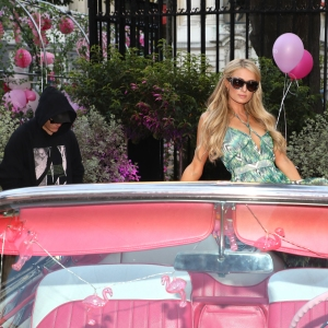 Lancement De La Collection Paris Hilton X Boohoo