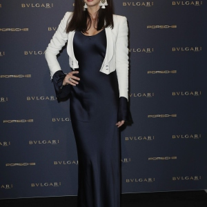 The Bulgari, Night of the Legend event, Shermine Sharivar