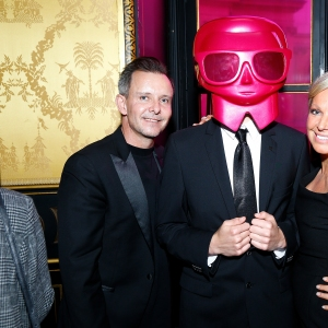 Karl Lagerfeld and ModelCo Beauty - Make Up Line Launch