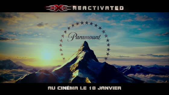 bande annonce xxx reactivated
